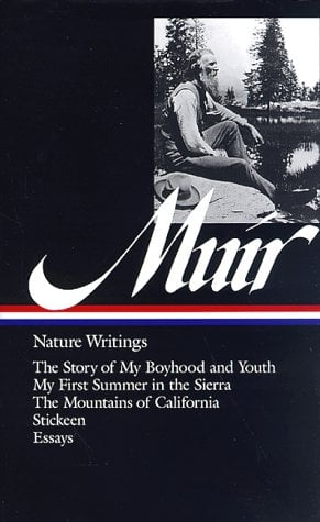 Muir: Nature Writings 9781883011246