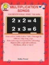 Multiplication Songs 9781883028015