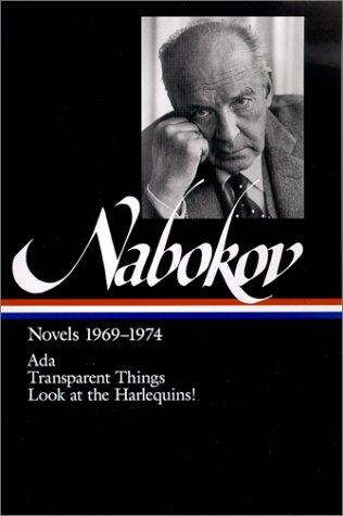 Nabokov: Novels 1969-74 9781883011208