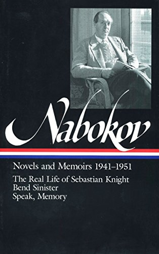 Nabokov: Novels and Memoirs: 1941-1951 9781883011185