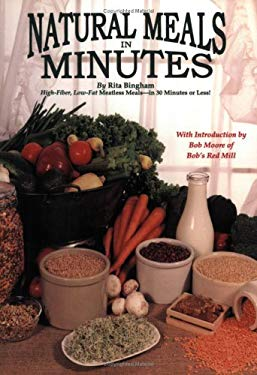 Natural Meals in Minutes 9781882314096