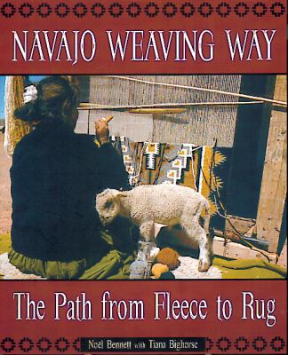 Navajo Weaving Way 9781883010300