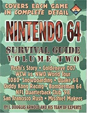 Nintendo 64 Survival Guide 9781884364341