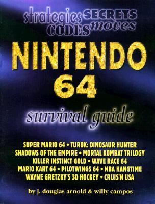 Nintendo 64 Survival Guide 9781884364457