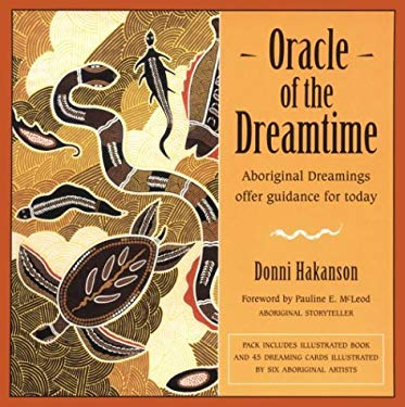Oracle of the Dreamtime [With 45qty] 9781885203656