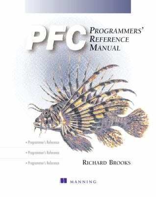 PFC Programmer's Reference Manual 9781884777554