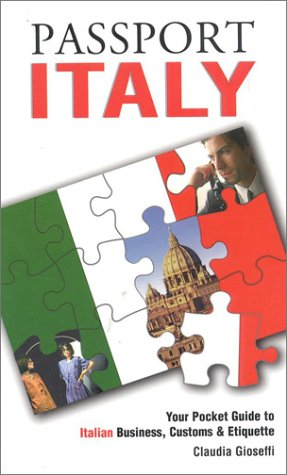 Passport Italy 9781885073341