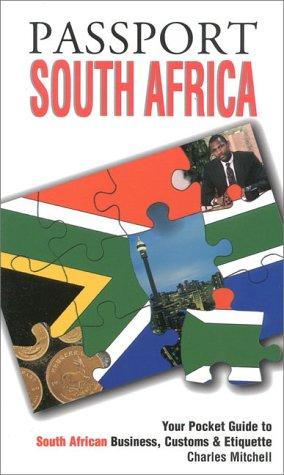 Passport South Africa 9781885073198
