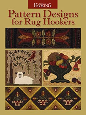 Pattern Designs for Rug Hookers 9781881982692