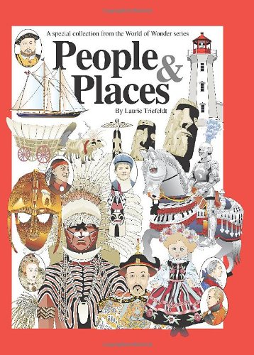 People & Places: A Special Collection 9781884956713