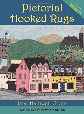 Pictorial Hooked Rugs [With Pattern(s)] 9781881982661