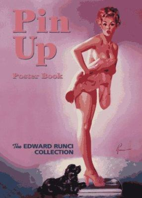 Pin-Up Poster Book: The Edward Runci Collection 9781888054156