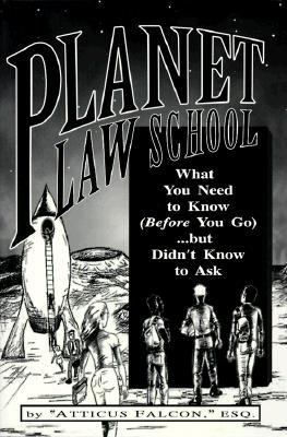 Planet Law School 9781888960020