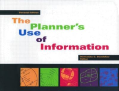 The Planner's Use of Information 9781884829727