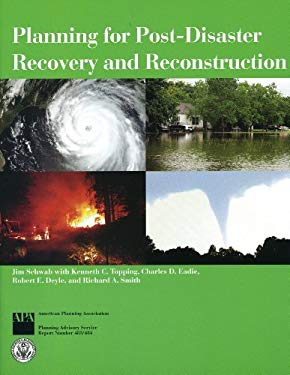 Planning for Post-Disaster Recovery and Reconstruction 9781884729256
