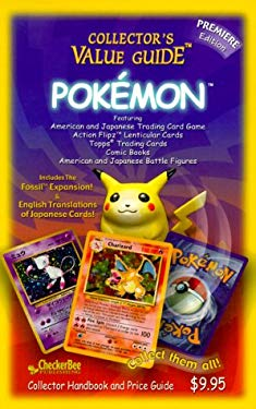 Pokemon: Collector Handbook and Price Guide 9781888914672