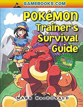 Pokemon Trainer's Survival Guide 9781884364259