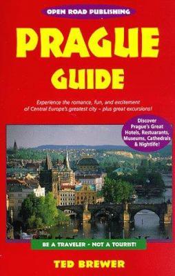 Prague Guide 9781883323684