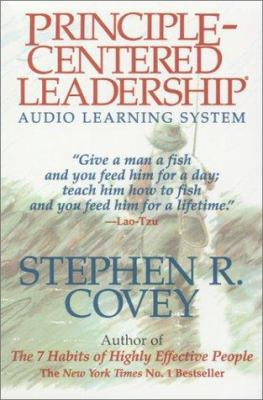 Principle Centered Leadership Audio 9781883219246