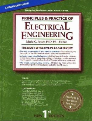 Principles and Practice of Electrical Engineering Review 9781881018131