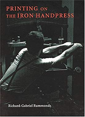 Printing on the Iron Handpress 9781884718403
