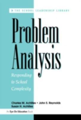 Problem Analysis 9781883001360