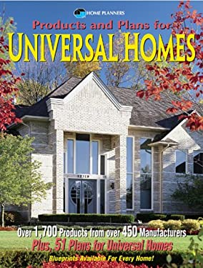 Products and Plans for Universal Homes 9781881955658