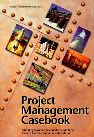 Project Management Casebook 9781880410455