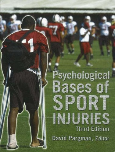 Psychological Bases of Sport Injuries 9781885693754