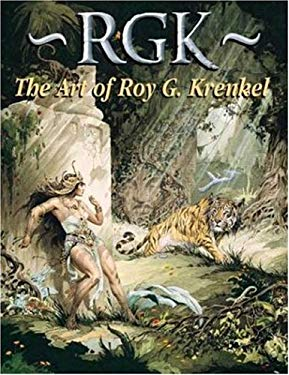 RGK: The Art of Roy G. Krenkel 9781887591522