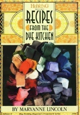 Recipes from the Dye Kitchen 9781881982203