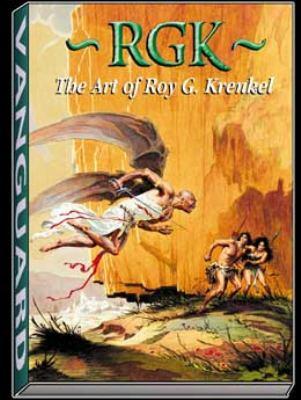 Rgk: The Art of Roy G. Krenkel