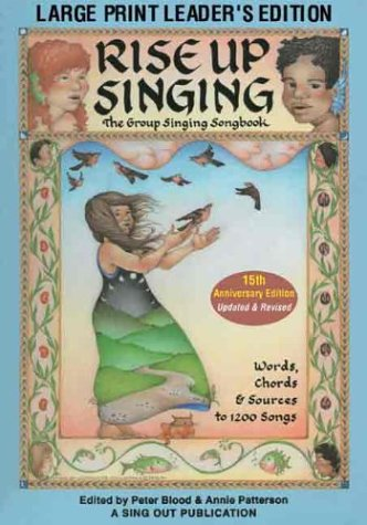 Rise Up Singing: The Group Singing Songbook 9781881322146