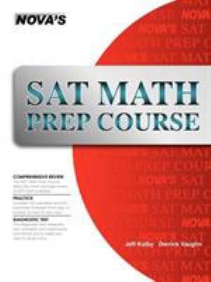 SAT Math Prep Course 9781889057736