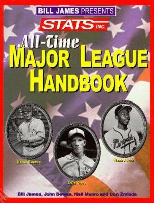 STATS All-Time Major League Handbook 9781884064524