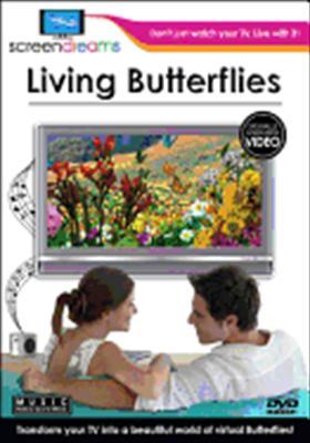 Screen Dreams: Living Butterflies