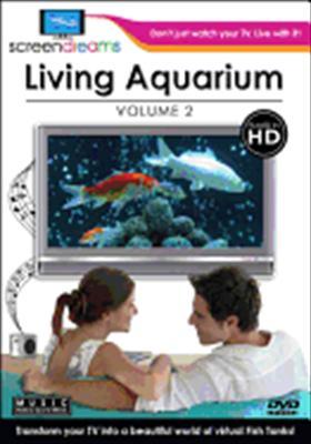 Screen Dreams: Living Marine Aquarium Volume 2