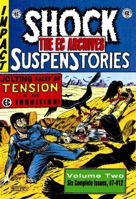 Shock Suspenstories 9781888472707