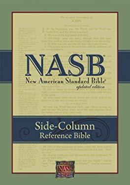Side-Column Reference Bible-NASB-Large Print 9781885217660
