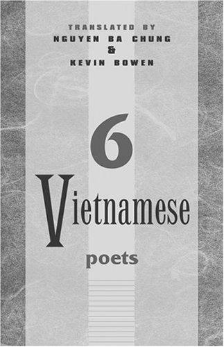 Six Vietnamese Poets 9781880684764
