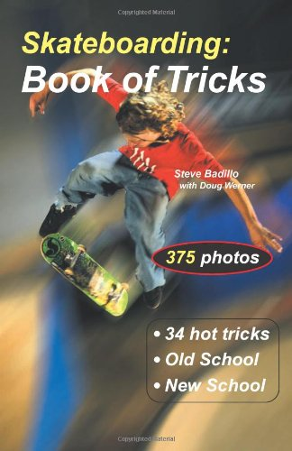 Skateboarding: Book of Tricks 9781884654190