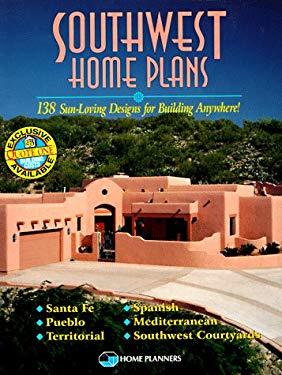 Southwest home plans 138 sun loving designs for building for Southwest home plans