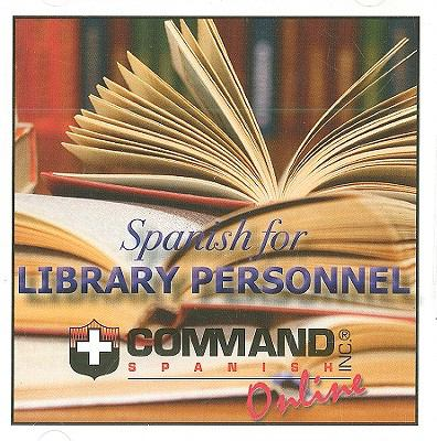 Spanish for Library Personnel 9781888467758