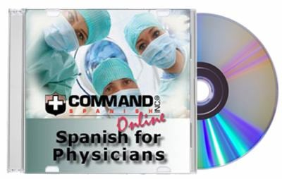 Spanish for Physicians 9781888467772
