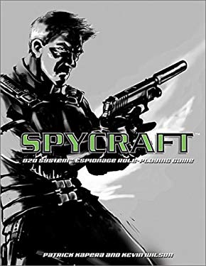 Spycraft: D20 System Espionage Role-Playing Game 9781887953436