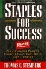 Staples for Success 9781888232240