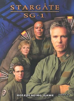 Stargate Sg1: World Book Core Rulebook 9781887953955