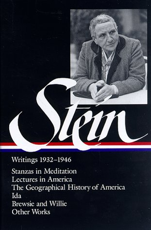Stein: Writings 1932-1946: 1932-1946, Volume 2 9781883011413