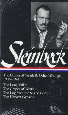 Steinbeck: The Grapes of Wrath and Other Writings: 1936-1941 9781883011154