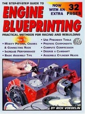 Step-By-Step Guide to Engine Blueprinting 9781884089268